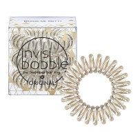 Резинка для волос invisibobble Time To Shine Bronze Me Pretty