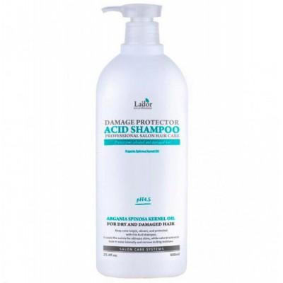Шампунь безщелочной Lador Damaged Protector Acid Shampo
