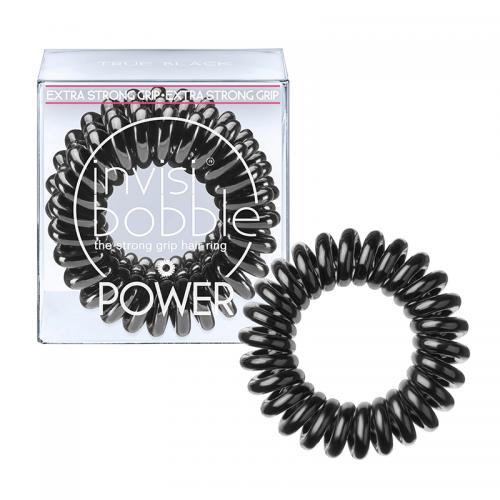 Резинка для волос invisibobble POWER TRUE BLACK