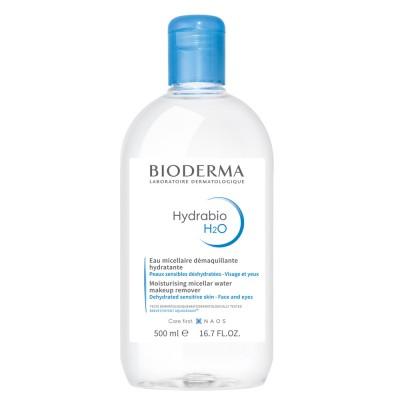 Мицеллярная вода Bioderma Hydrabio H2O, 500мл