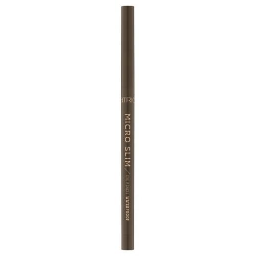 Контур для глаз CATRICE Micro Slim Eye Pencil Waterproof