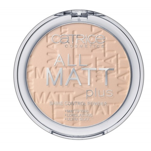Пудра компактная CATRICE All Matt Plus Shine Control Powder