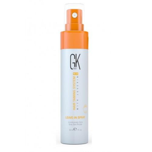 Несмываемый кондиционер-спрей Global Keratin Leave in Conditioner Spray, 30 мл.