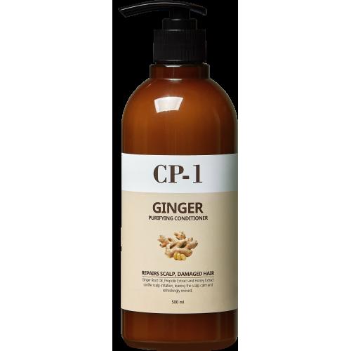 Кондиционер для волос имбирный Esthetic House Ginger Purifying Conditioner, 500 мл