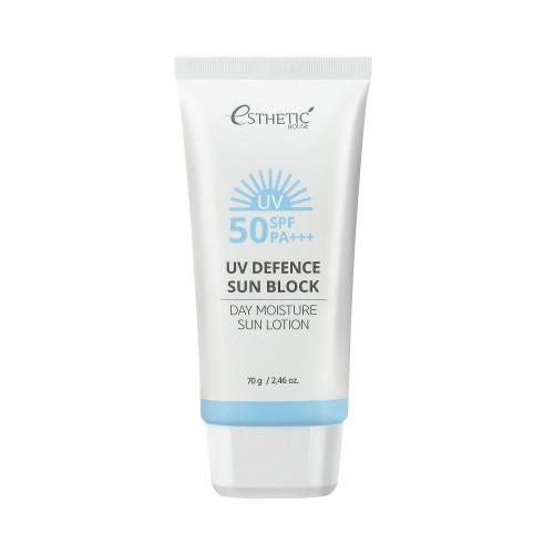 Солнцезащитный лосьон для лица Esthetic House UV Defence Sun Block Day Moisture Sun Lotion