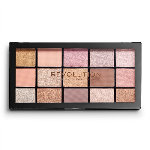 Палетка теней Makeup Revolution Re-loaded Fundamental
