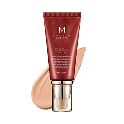 Тональный крем MISSHA M Perfect Cover BB Cream SPF42