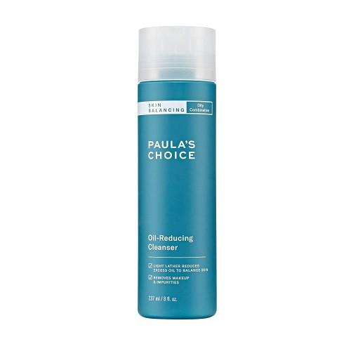 Пенка для умывания для нормальной, жирной, комбинированной кожи Paula's Choice Skin Balancing Oil-Reducing Cleanser
