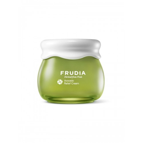 Крем для лица восстанавливающий FRUDIA Avocado Relief Cream