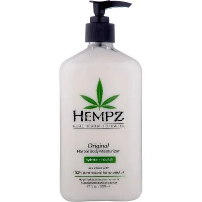 Молочко для тела увлажняющее Оригинальное Hempz Original Herbal Body Moisturizer, 500 мл.