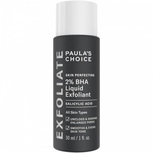 Тоник с 2% ВНА для всех типов кожи МИНИ Paula's Choice Skin perfecting 2% BHA Liquid TRIAL