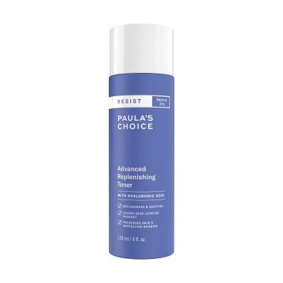 Антивозрастой увлажняющий тоник для нормальной и сухой кожи Paula's Choice RESIST Advanced Replenishing Toner