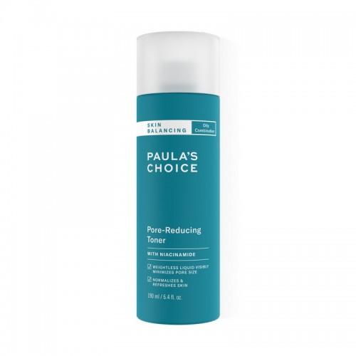 Тоник для нормализации баланса кожи и сужения пор с ниацинамидом Paula's Choice Skin Balancing Pore-Reducing Toner
