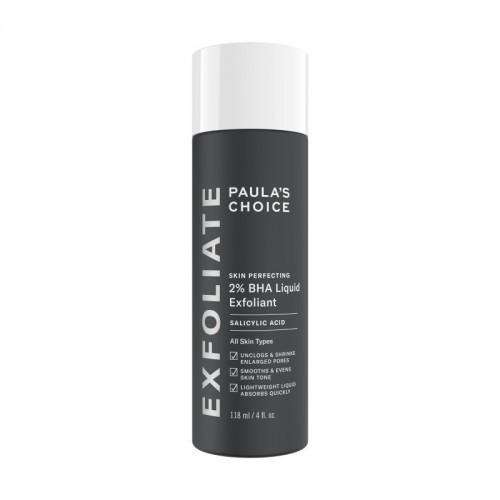Тоник с 2% ВНА для всех типов кожи Paula's Choice Skin perfecting 2% BHA Liquid