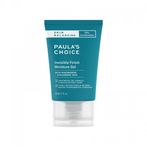 Увлажняющий крем-гель с ниацинамидом и гиалуроновой кислотой Paula's Choice Skin Balancing Invisible Finish Moisture Gel