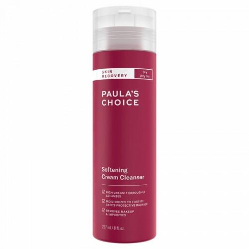 Молочко для умывания для нормальной, сухой и очень сухой кожи Paula's Choice Skin Recovery Softening Cleanser