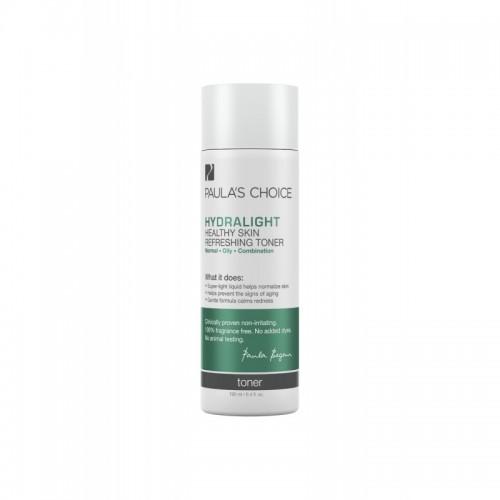 Тоник для нормальной, жирной, комбинированной кожи Paula's Choice Hydralight Healthy Skin Refreshing toner