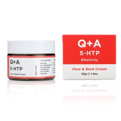 Крем для лица и шеи Q+A 5НТР 50 гр