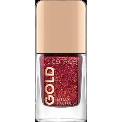 Лак для ногтей CATRICE Gold Effect Nail Polish