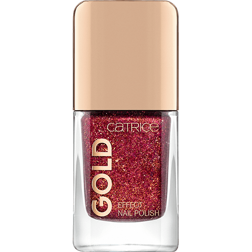 Лак для ногтей CATRICE Gold Effect Nail Polish