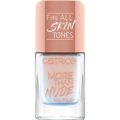 Лак для ногтей CATRICE More Than Nude Nail Polish