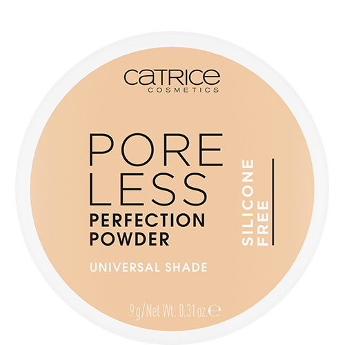Пудра компактная CATRICE PORELESS PERFECTION POWDER, 010 Universal Shade