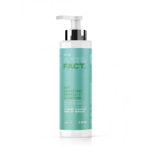 Гель для умывания для ЖиК кожи ART&FACT (Soft surfactant complex + Allantoin)
