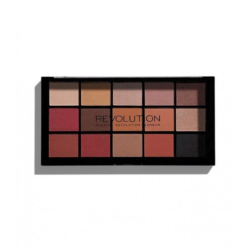 Палетка теней Makeup Revolution Re-Loaded Palette Iconic Vitality