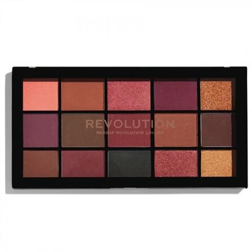Палетка теней Makeup Revolution Re-Loaded Palette Newtrals 3