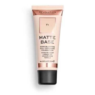 Тональная основа Revolution Makeup Matte Base Foundation