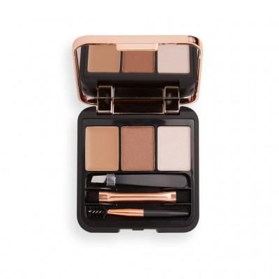 Набор для моделирования бровей Revolution Makeup Brow Sculpt Kit