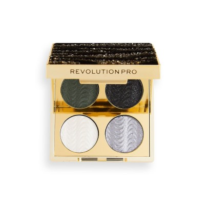 Палетка теней для век Revolution PRO ULTIMATE EYE LOOK PALETTE, Wold Onyx