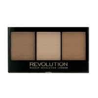 Палетка для скульптурирования Revolution Makeup Ultra Sculp & Contour Kit, Light\Medium C04