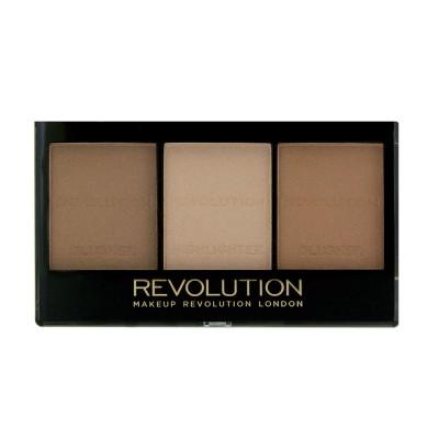 Палетка для скульптурирования Revolution Makeup Ultra Sculp & Contour Kit, Light\Medium C04