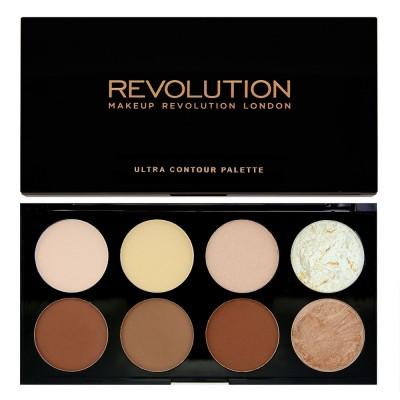 Палетка для контурирования Makeup Revolution Ultra Contour