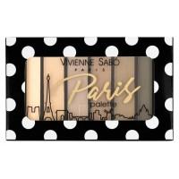 Мини-палетка теней для век Vivienne Sabo Paris