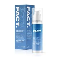 Увлажняющий анти-акне крем для лица с азелоглицином ART&FACT (Azelaic Acid Derivative)