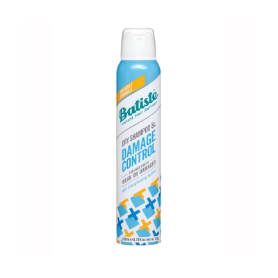 Сухой шампунь c кератином Batiste Dry Shampoo Damage Control