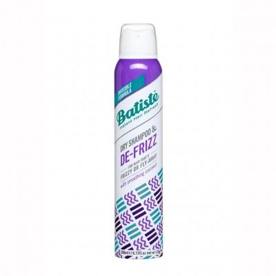 Cухой шампунь для непослушных и вьющихся волос Batiste Dry Shampoo De-Frizz