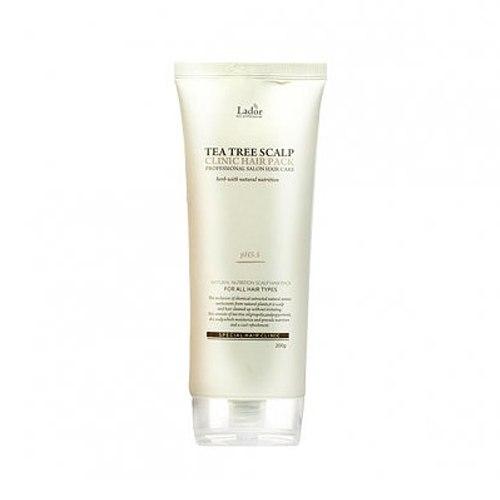 Маска-пилинг для волос и кожи головы La'dor Tea Tree Scalp Hair Pack