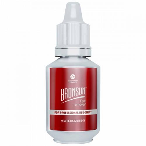 Ремувер для удаления краски с  кожи BRONSUN Dye Remover, 20 мл.