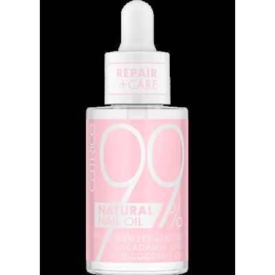 Масло для ногтей CATRICE 99% Natural Nail Oil, 8 мл