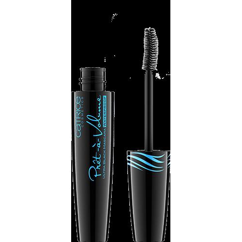 Тушь для ресниц CATRICE Prêt-à-Volume Ultra Black Mascara Waterproof