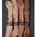 Тени для век CATRICE Pro Slim Eyeshadow Palette, Peach Origin, 010 Golden Afterglow