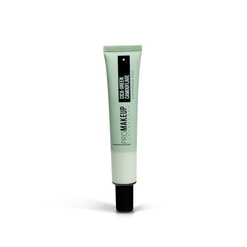 Камуфлирующая матирующая основа под макияж с центеллой азиатской PROMAKEUP laboratory CICA-GREEN CAMOUFLAGE pre-makeup base