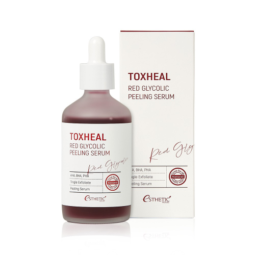 Пилинг-сыворотка Esthetic House Toxheal Red Glycolic Peeling Serum