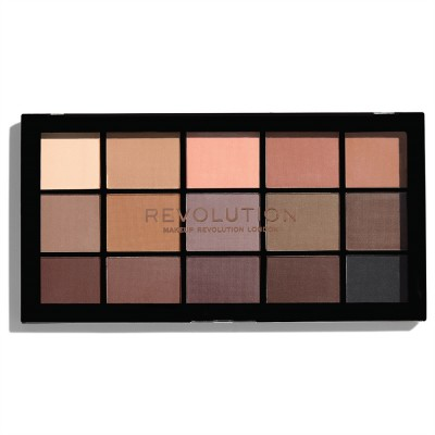 Палетка теней Makeup Revolution Re-Loaded Palette Basic Mattes