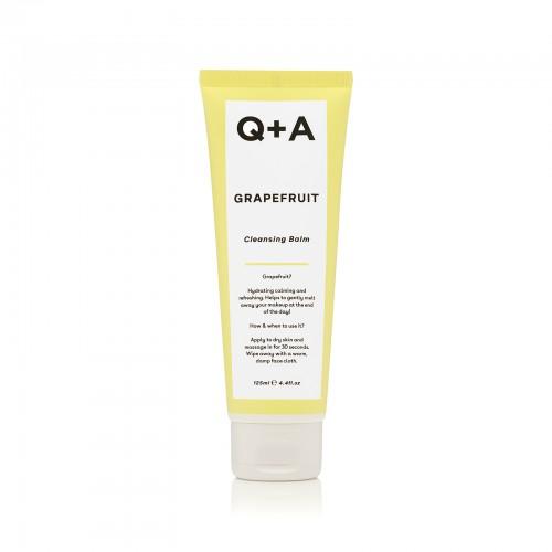 Очищающий бальзам для лица Q+A GRAPEFRUIT 125 мл