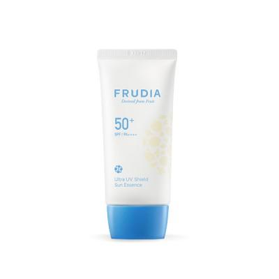 Солнцезащитная крем-эссенция FRUDIA Ultra UV Shield Sun Essence (SPF50+ PA++++)