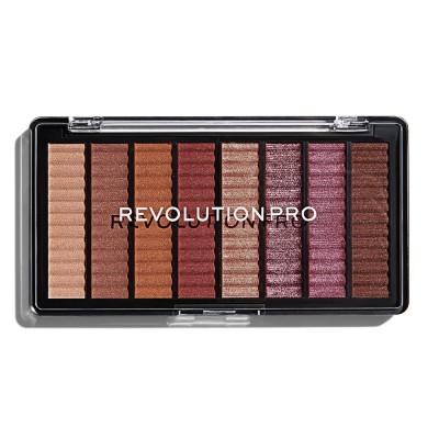 Палетка теней Revolution PRO Supreme Eyeshadow palette Intoxicate